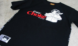 "LUDWIG x Inspirit ""Enjoy Choke"" T-Shirt"