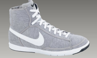 Nike Blazer Mid Textile