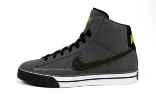 Nike Sweet Classic Mid Grey/Black/Lime