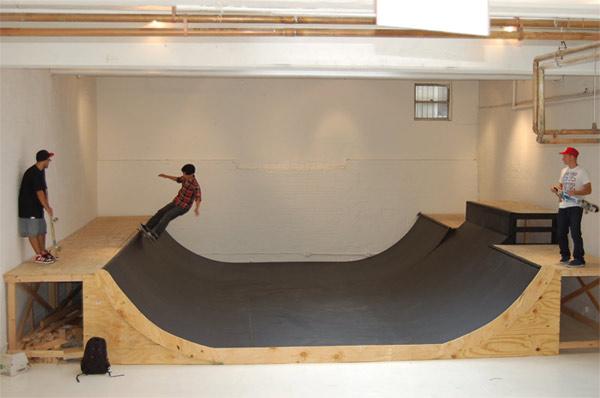 Skate Board Ramp >> Quiksilver Pop-Up Shop & Mini-Ramp @ 201 Mulberry ...