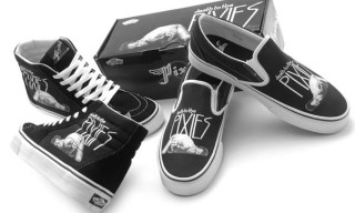 The Pixies x Vans Fall 2009 Pack | Sk8-Hi & Slip-On