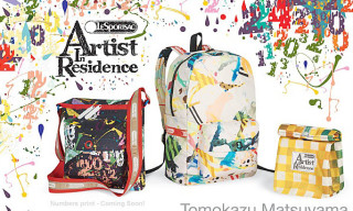 Tomokazu Matsuyama x LeSportsac Collection