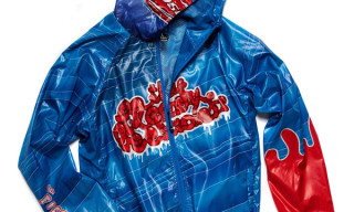 Turbokrapfen x 55DSL x The Bloody Beetroots Jacket