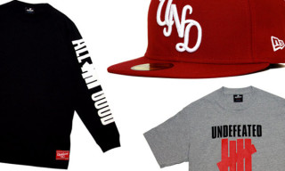 Undefeated Fall 2009 Collection | Delivery 1