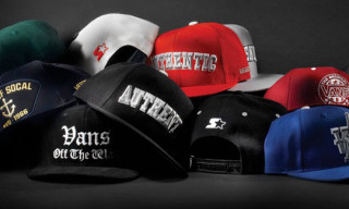 Vans x Starter Cap Collection