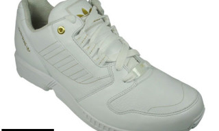 adidas Originals by Originals Fall/Winter 2009 David Beckham ZX 8000 | White/Gold