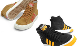 adidas Skateboarding Nizza Hi | Dennis Busenitz And Tim O'Connor Signature Styles