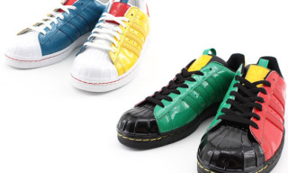 adidas Originals Fall 2009 Superstar Color Pack