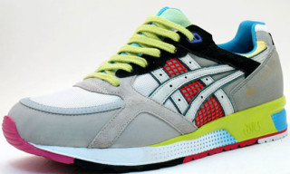 "Asics x Mita Sneakers ""Kirimori"" Project 