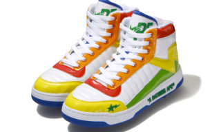 A Bathing Ape Bape Sta 88 Rainbow