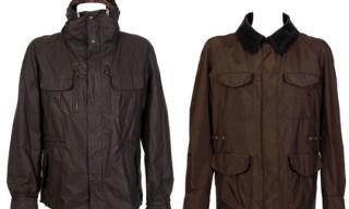 "Barbour x Tokihito Yoshido Fall/Winter 2009 ""Beacon Heritage"" Collection"