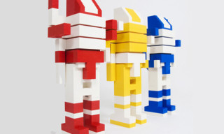 Wood Wood x Lego Brickism   A Detailed Look At The Artworks