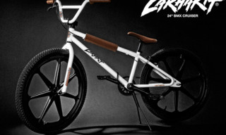 Carhartt x WeThePeople 24″ BMX Cruiser Available