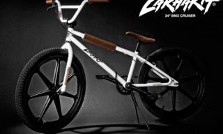 Carhartt x WeThePeople 24″ BMX Cruiser Available
