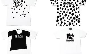 Comme des Garcons BLACK T-Shirts