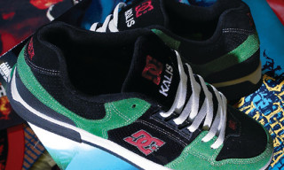 DC Shoes x Josh Kalis x Jeru The Damaja
