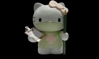 Dr. Romanelli x Hello Kitty x Medicom Toy