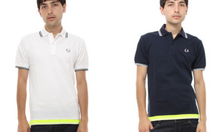 Fred Perry x Edifice 15th Anniversary Polo