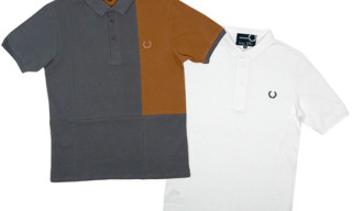 Raf Simons for Fred Perry Fall/Winter 2009 Polo Shirts