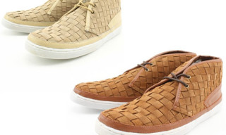 F-Troupe Fall 2009 Quilted Chukka