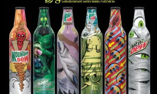 Green Label Art by Mountain Dew Volume 3 – Claw Money, Pushead And More