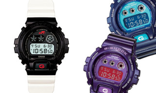 G-Shock August 2009 Releases