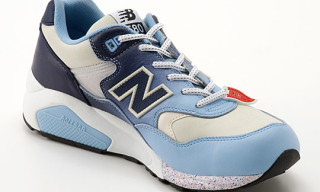 Mad Hectic x Mita Sneakers x New Balance 580