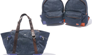 hobo Fall/Winter 2009 Denim Tote Bag And Day Pack