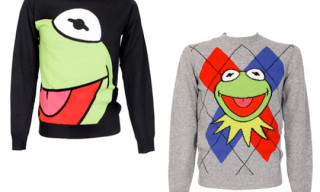 "JC de Castelbajac ""Kermit"" Knitwear Collection"