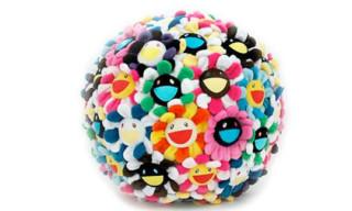 KaiKai Kiki Flower Plush Ball