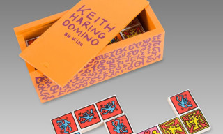 Keith Haring Domino Set