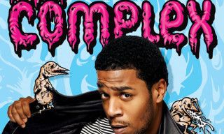 Kid Cudi Covers Complex August/September 2009 Issue