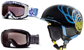 KRINK x Smith Goggles And Helmets Collection 2009