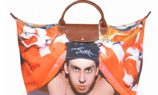 Longchamp Celebrates 20 Years of ANDAM | Jeremy Scott, BLESS, Charles Anastase Collaborations