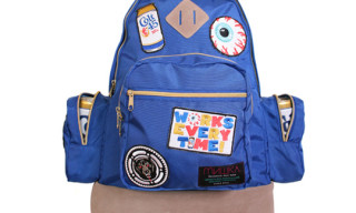 Mishka NYC x Colt 45 x Vice Backpack