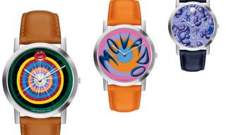 Movado x Kenny Scharf Watch Collection