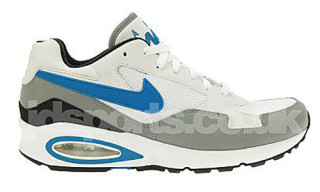 Nike Air Max ST White/Blue/Grey