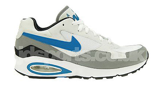 timeless design 110d2 ac320 Nike Air Max ST White Blue Grey Highsnobiety well-wreapped