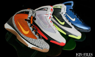 Nike Hyperize Supreme Decades Pack