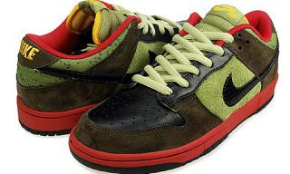 "Nike Dunk Lo SB ""Asparagus"""