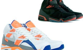 Nike Sportswear Fall 2009 Footwear | Trainer High SC, Air Hoop Structure, Blazer & More