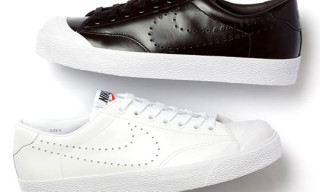 Nike Sportswear x fragment Design All Court Premium Leather