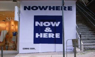 Nowhere Flagship Store Hong Kong Coming Soon