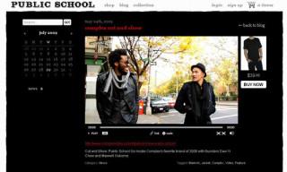Public School Launches Online Store