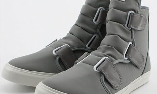 Rhythm Footwear Baguette High Top Sneaker