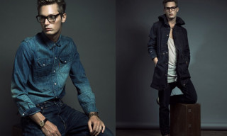 Robert Geller for Levi's