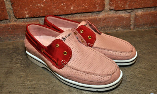 DJ Cassidy x Rockport Bridgeport Boat Shoe