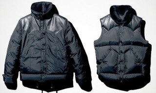 Ron Herman x mastermind Japan Down Jacket & Vest