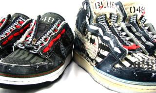 "SBTG Varsity Bones | Nike Dunk ""Prison Blues"" Pack"