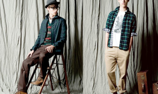 Silas Fall/Winter 2009 Collection Lookbook